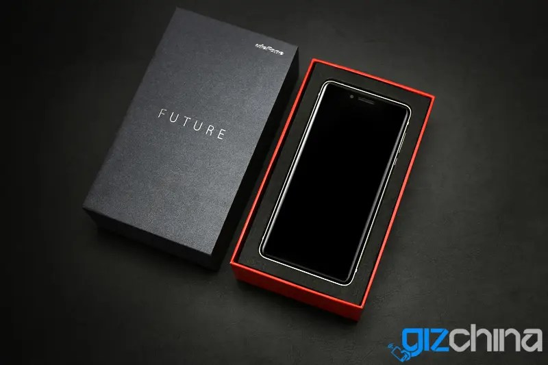 Ulefone Future in new pictures and video