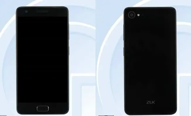 TENAA gives us an early look at the ZUK Z2