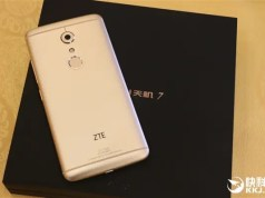 ZTE axon 7 launched