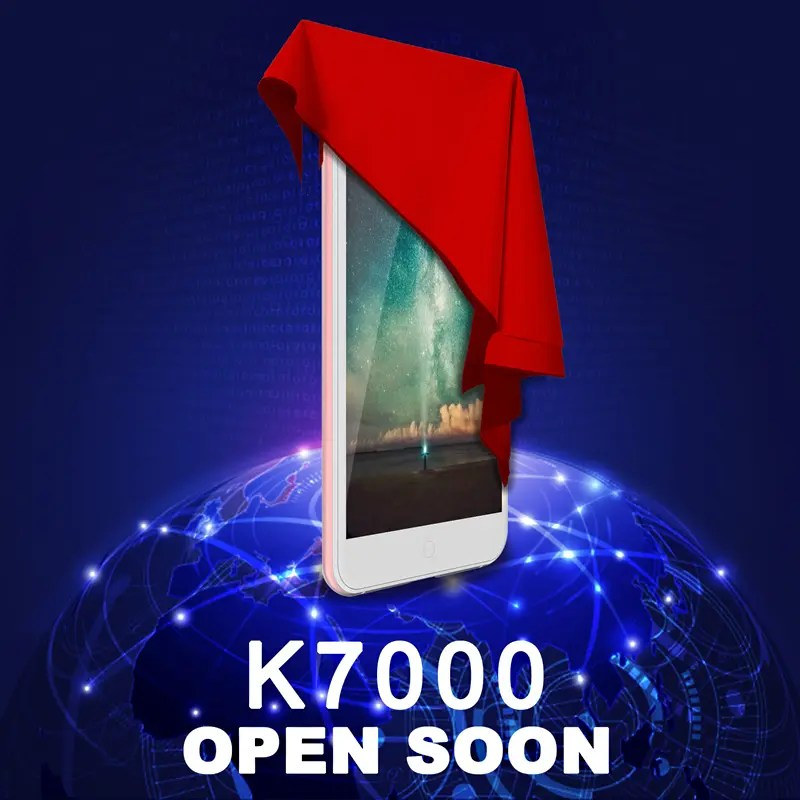 K7000 - Oukitel is working on ultra thin model with a massive battery