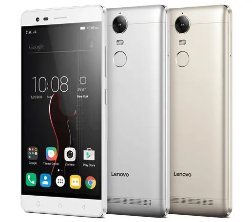Lenovo's Vibe K5 Note for India will have 4GB RAM (plus launch date)
