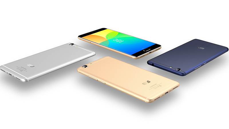 Elephone R9 shapes up to be an interesting combination of aesthetics and technology