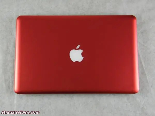 red macbook pro china