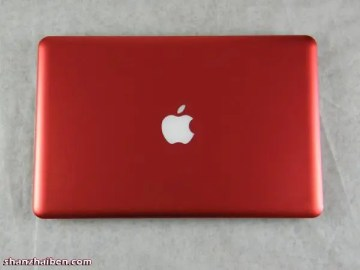 red macbook pro china
