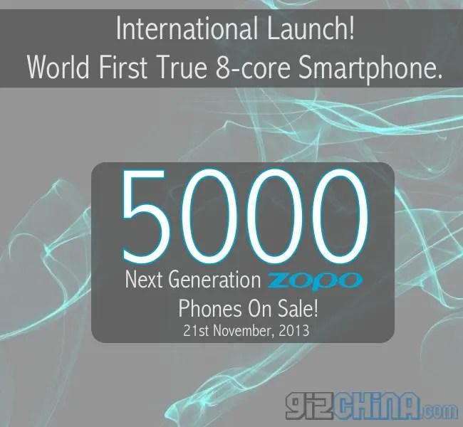 5000 international launch gizchina