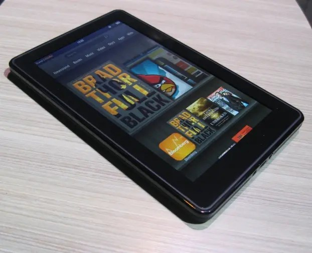amazon kindle fire China launch