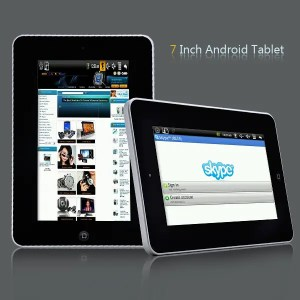 7 inch android tablet 300x300 Another $90 Android Tablet