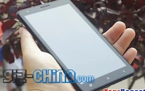 6inch screen galaxy note clone china