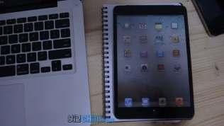 ipad mini a5 paper size