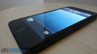 Goophone i5 screen