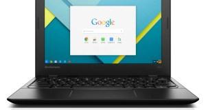 Ideapad 100S Chromebook