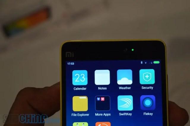 китайский смартфон Xiaomi Mi4i