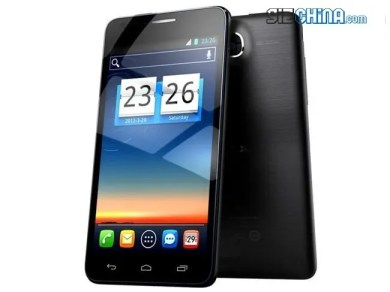 TCL S850 6.5mm Android phone china