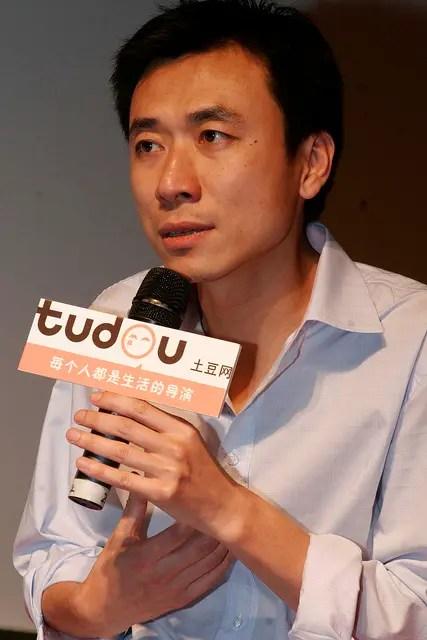 gary wang,tudou ceo,meeting with steve jobs,steve jobs in china,steve jobs and wang wei