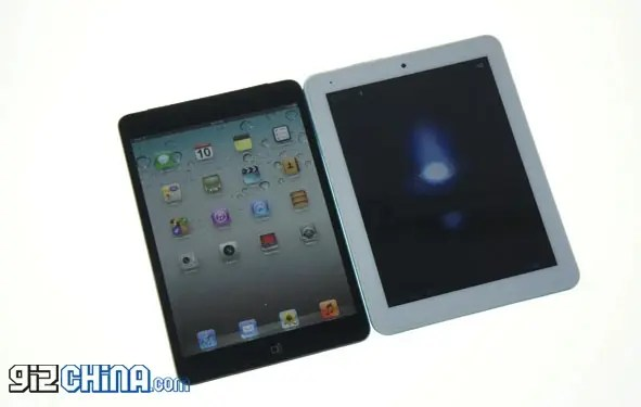 8 inch ipad mini clone with dual-core CPU