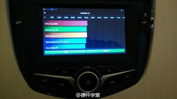 byd g5 antutu 2 China's BYD G5, first car to receive an Antutu benchmark?