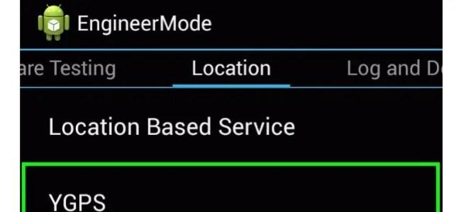 fix GPS in mediatek phones