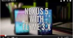 flyme nexus 5