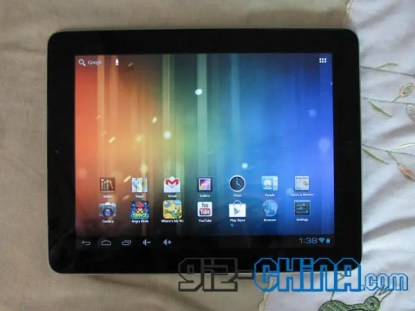 GooApple Releases GooPad Knock off iPad 3 with fake iOS