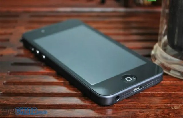 goophone i5 android iphone 5 knock off GooPhone I5 is the world's first Android iPhone 5 clone