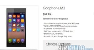 goophone m3