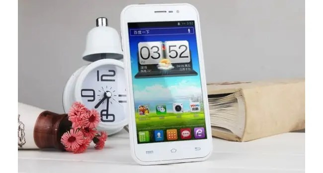 goophone x1 worlds cheapest quad-core