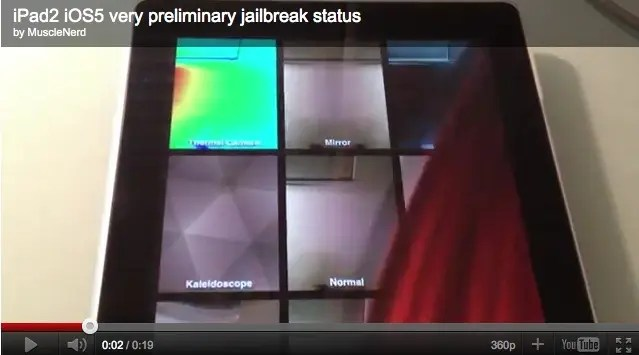 ipad 2 iphone 4s jailbreak Mucsle Nerd Jailbreaks iPhone 4S and iPad 2 Video!