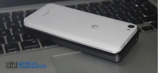 jiayu G4 quad core vs jiayu g3 Spy photos: JiaYu G4 leaked with specification and pricing!