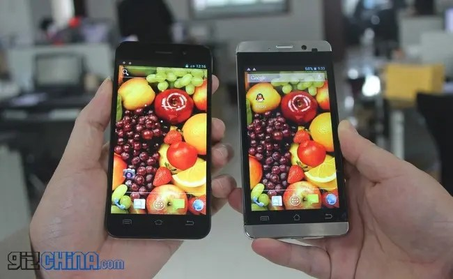jiayu g4 vs jiayu g3 screen