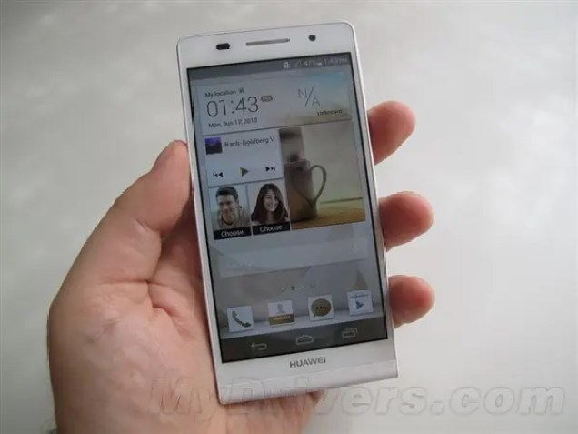 Leaked: Huawei Ascend P6 first hands on photos!