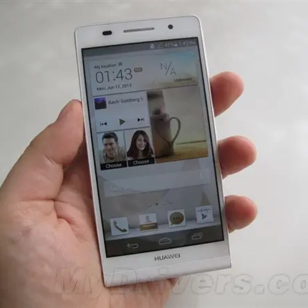 leaked huawei ascend p6 hands on 7