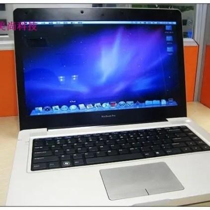 macbook pro clone OSX