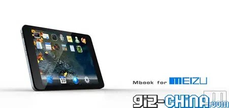 Meizu mpad android tablet confirmed