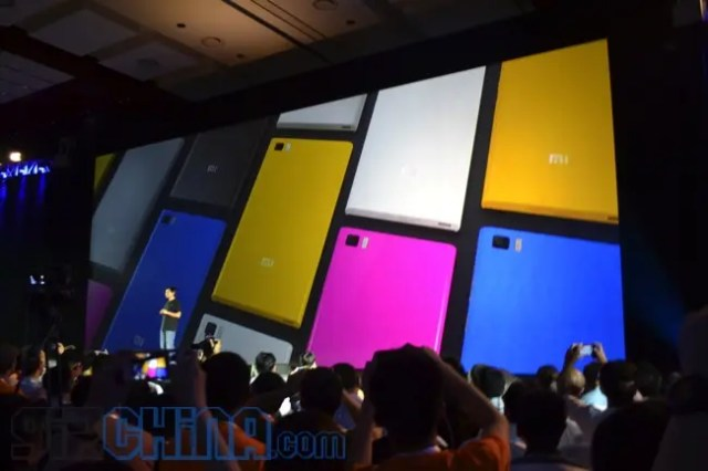 mi3 colours Xiaomi Mi3 Everything you need to know!