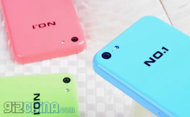 no 1 iphone 5c clone china 2 Here are the 4 Best iPhone 5C clones running Android