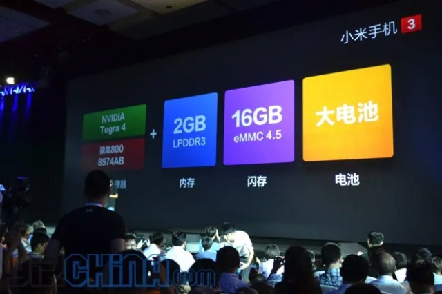 ram Xiaomi Mi3 Everything you need to know!