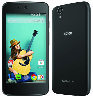 spice one Android One: All you need to know