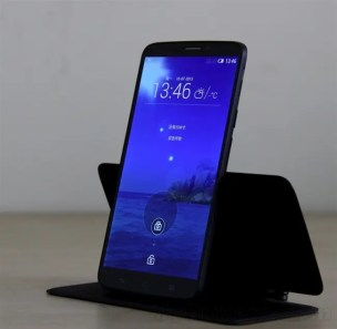 Hands on photos of the TCL N3, show off active cover and wireless charger