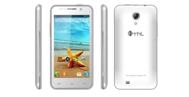 thl w100 low cost android phone
