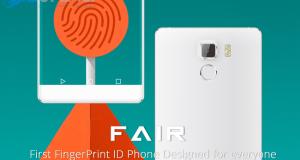umi fair fingerpting phone