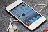white ipod touch 5