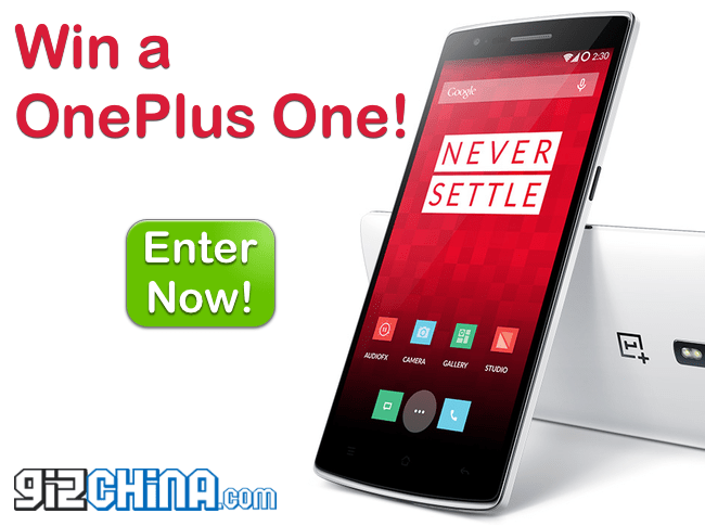 We have a OnePlus One invitation to giveaway!
