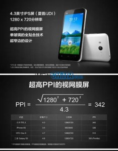 xiaomi m2 screen 234x300 Xiaomi M2 full specification, videos, photos! Everything you need to know!