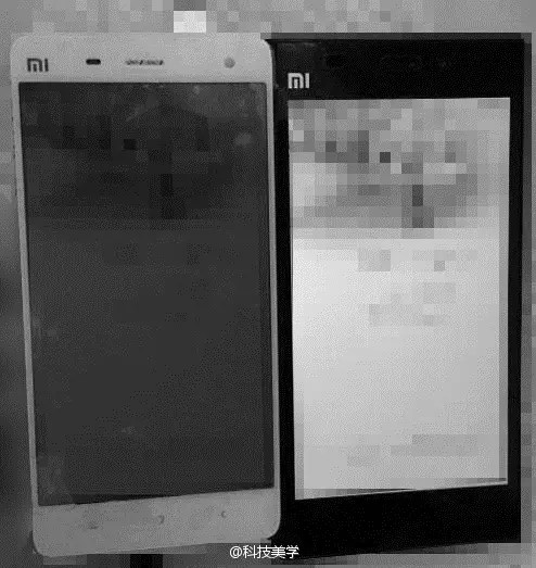 xiaomi mi4 leaked