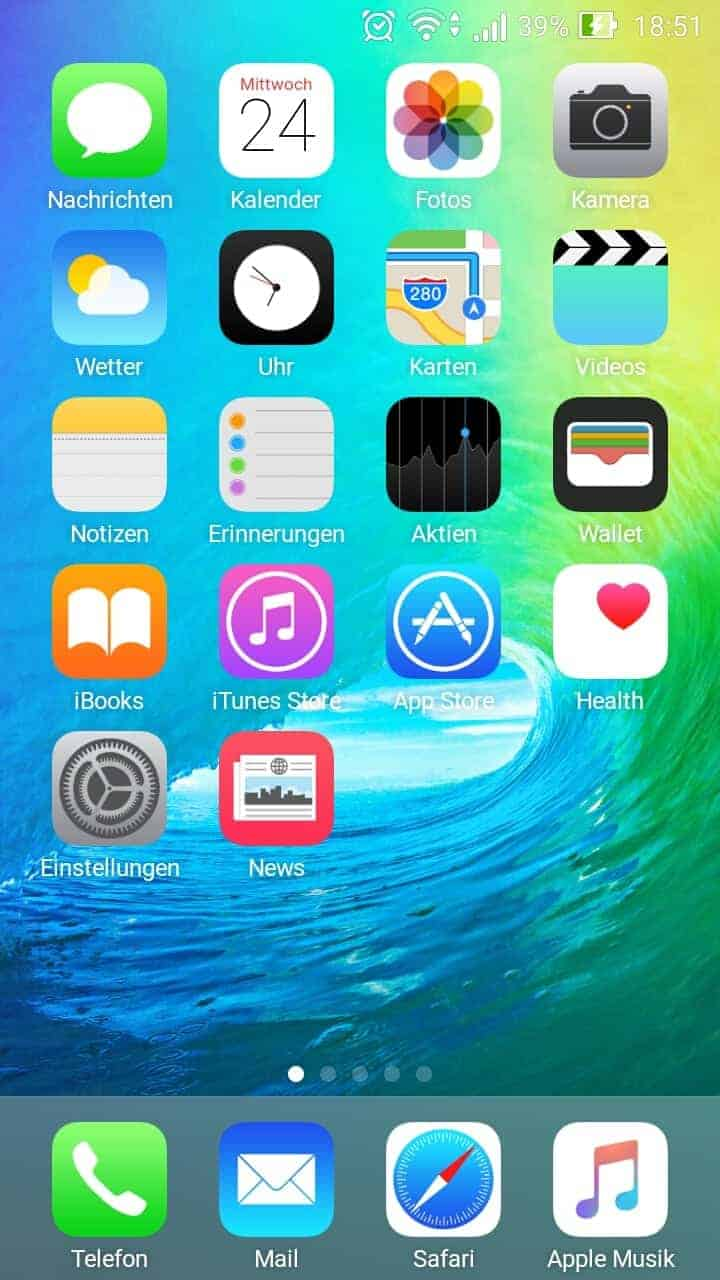 3d Parallax Wallpaper Apk Download I Launcher Ios 9 Theme For Asus Zenfone 2