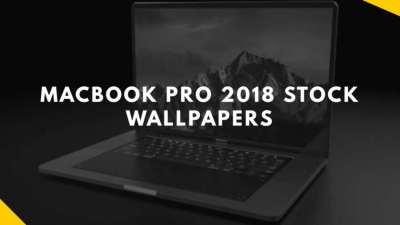 Download MacBook Pro 2018 Stock Wallpapers In Full HD