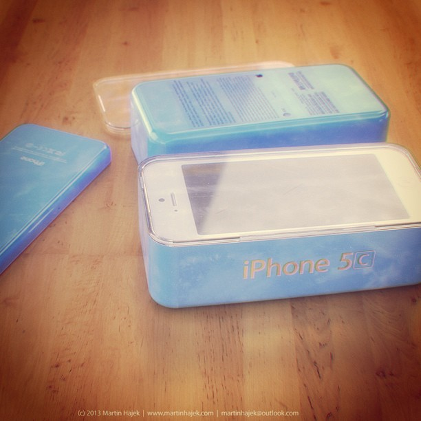 iPhone 5C leaked