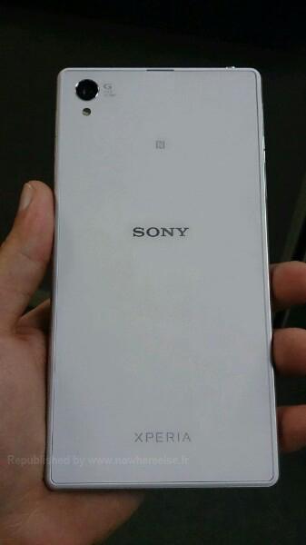 Sony honami z1 hands on