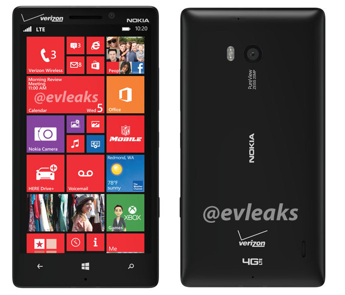 lumia 929 leaked