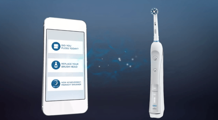 oral b smart toothbrush